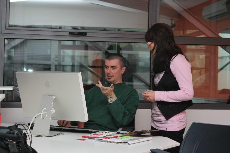 Екип на Медия Дизайн