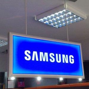 Illuminated acrylic sign - sign making company Media Design