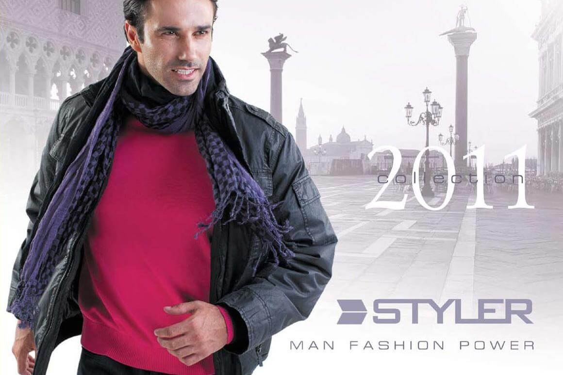 Styler Man Fashion Power 2011