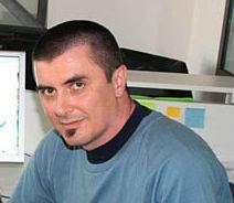 Борис, дизайнер в рекламна агенция Медия Дизайн
