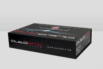 Дизайн на опаковка за кутия за авточасти