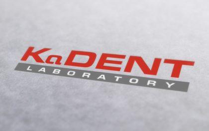 Дизайн на лого за зъботехническа лаборатория Ка Дент