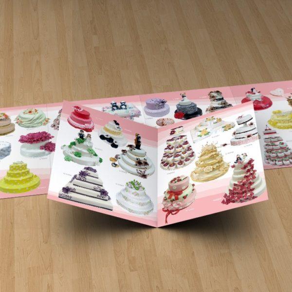 Торти Чочко каталог сватбени торти