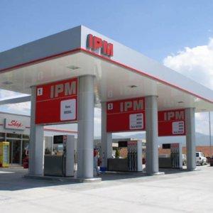 Long-lasting illumination for IPM Petrol Station