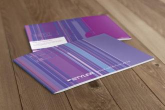 Рекламен каталог Styler, Медия Дизайн