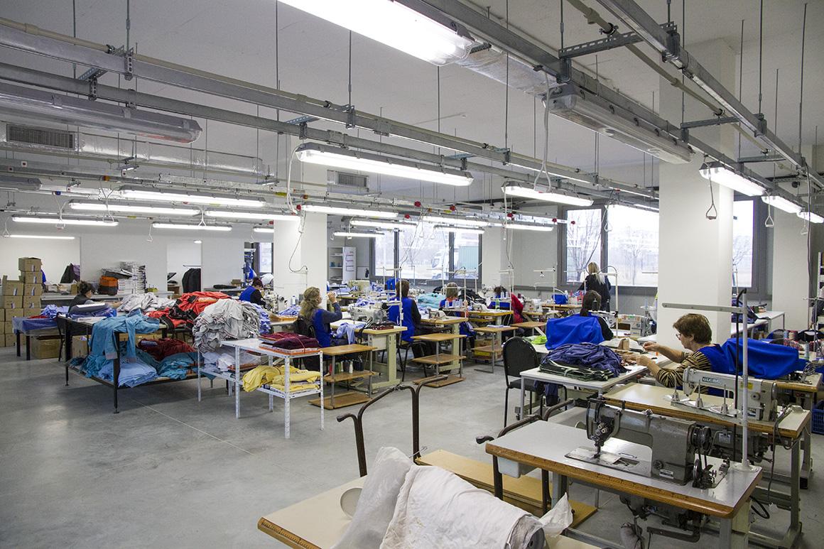 Производствена база на Styler