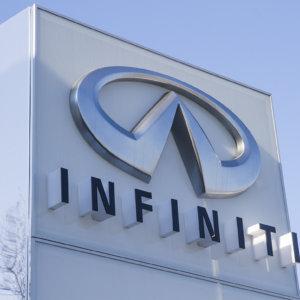 Тотем Infinity, изработка Медиа Дизайн