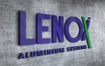 Лого дизайн Lenox