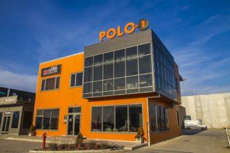 Polo1 - обемни букви от плексиглас и алурапид