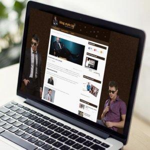 Блог на Styler