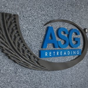 ASG logo design