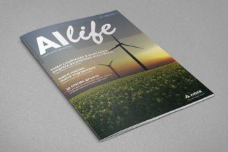 Aiger - корпоративно списание