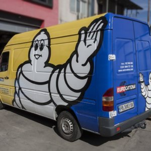 Bus wrapping Eurocatena