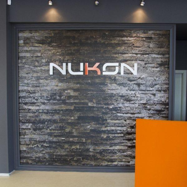 Nukon channel letters