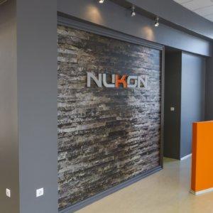 Nukon PVC channel letters