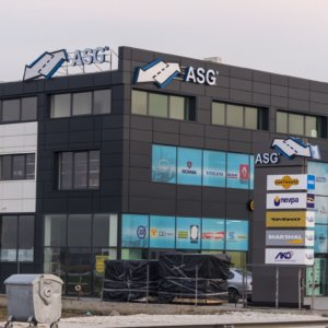 ASG illuminated channel letters alurapid