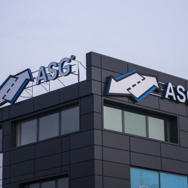 ASG channel letters