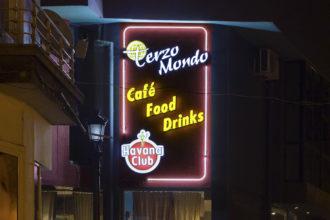 Обемни букви със светодиоди GOQ LED за Terzo Mondo