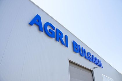 Acrylic channel letters Agri Bulgaria
