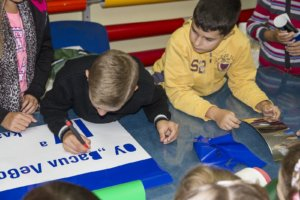 Students from Vasil Levski Primary School visited Media Design