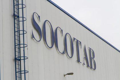 Обемни букви от еталбонд Socotab
