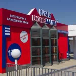 Doormann Doors Sofia Gerena channel letters
