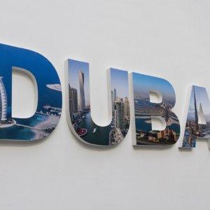 Advent Group Dubai PVC channel letter