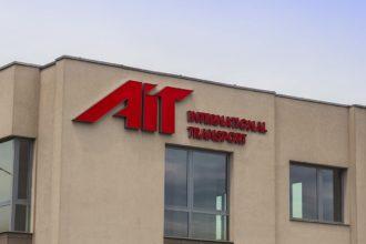 AIT International обемни букви