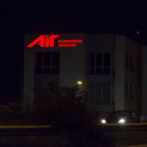AIT illuminated channel letters