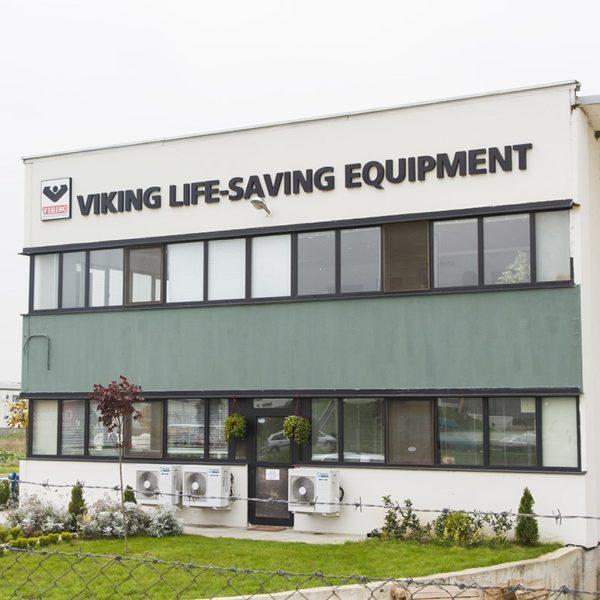 Viking Life saving equipment channel letters