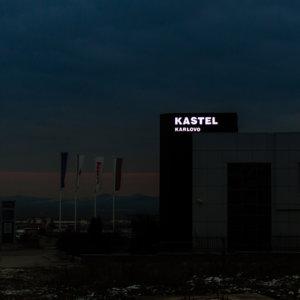 Kastel Karlovo illuminated channel letters