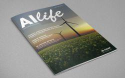 Дизайн и изработка на списание Aiger, Медия Дизайн