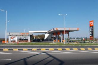 Бензиностанция Land Oil