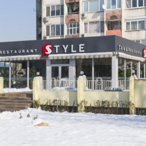 Channel letters Restaurant Style