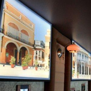 Брандиране на заведение със светещи табели, Медия Дизайн