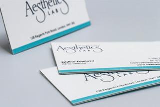 Печатни изделия от Медия Дизайн - визитки