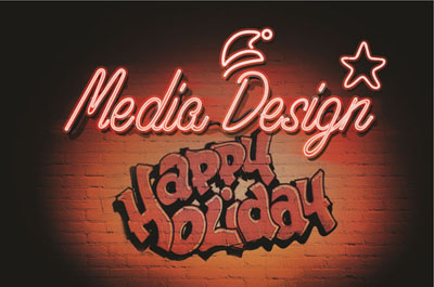 картичка Медия Дизайн 2010г.