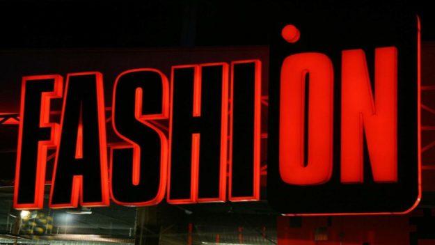 Светещи букви Fashion Place