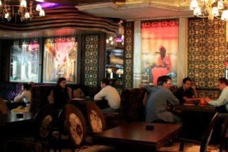 Светещи интериорни табели за Bar&Dinner La Cubanita