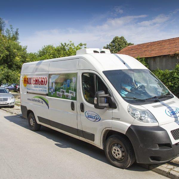 Inter-D van wrap