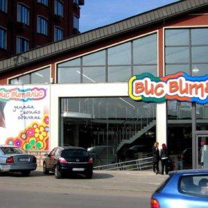 Обемни букви за детски магазин в София - Вис Виталис