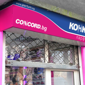 Concord Perfumery with new, attractive branding