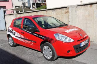 Beninca - брандиране на автомобил с 3M фолио