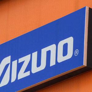 SLS Mizuno sign renovation