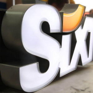 Signs for Sixt