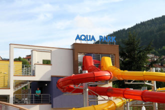 Aqua Park Persenk обемни букви
