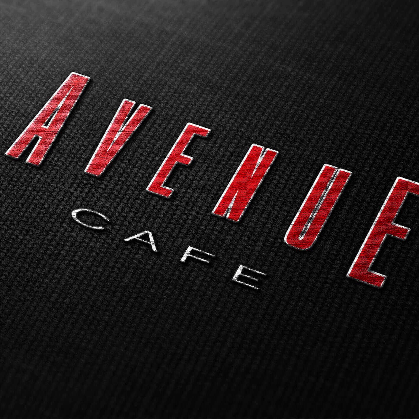 Лого кафе Avenue Пловдив
