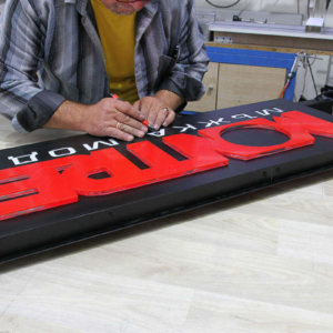 Manufacture of sign Montre