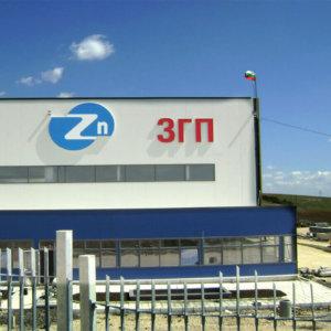 Външна реклама - светещи обемни букви за ЗГП Каспичан