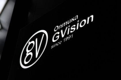 Светеща реклама на оптика Джи Вижън